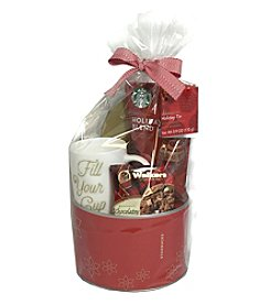 Starbucks® Holiday Wonderland Coffee Tin