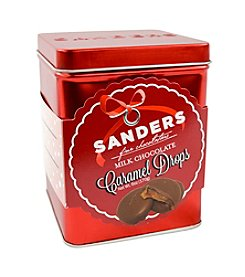 Sanders® Holiday Tin Of Milk Chocolate Caramels