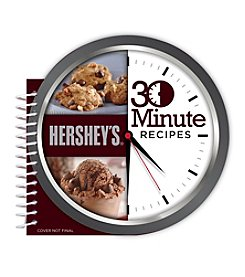 30 Minute Hershey's® Recipes Cookbook