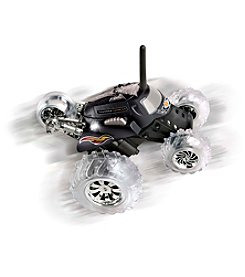 The Black Series Toy RC Thunder Tumbler Car Black
