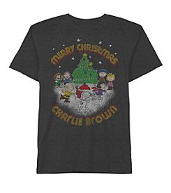 Hybrid™ Men's Charlie Brown Christmas Short Sleeve Tee