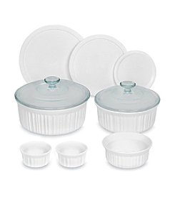 CorningWare® French White 10-pc. Round Set