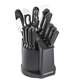 Farberware® 20-pc. Cutlery Knife And Tool Carousel