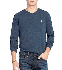 Polo Ralph Lauren® Men's Long-Sleeve V-Neck Tee