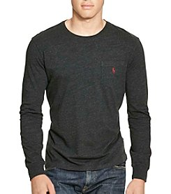 Polo Ralph Lauren® Men's Long Sleeve Pocket Tee
