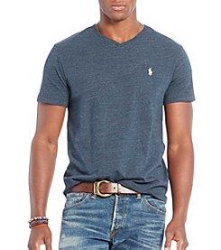 Polo Ralph Lauren® Men's Short Sleeve Cotton Jersey V-Neck Tee