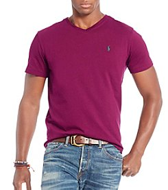 Polo Ralph Lauren® Men's Jersey V-Neck Tee