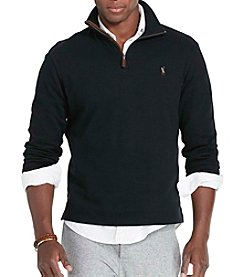 Polo Ralph Lauren® Men's Estate Ribbed Cotton 1/4 Zip Pullover