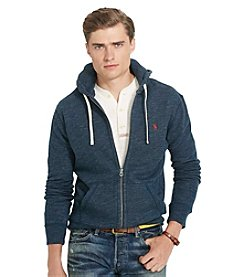 Polo Ralph Lauren® Men's Cotton-Blend-Fleece Hoodie
