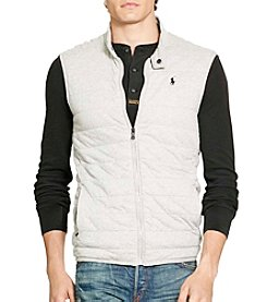 Polo Ralph Lauren® Men's Quilted Jersey Vest