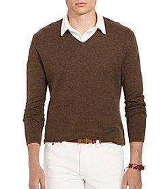 Polo Ralph Lauren® Men's Herringbone Pima Sweater