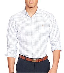 Polo Ralph Lauren® Men's Tattersall Oxford Shirt