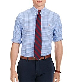 Polo Ralph Lauren® Men's Checked Oxford Shirt