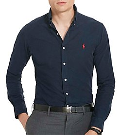 Polo Ralph Lauren® Men's Garment-Dyed Oxford Shirt