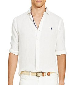 Polo Ralph Lauren® Men's Long Sleeve Spread Collar Estate Shirt