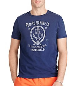 Polo Ralph Lauren® Men's Short Sleeve Graphic Tee