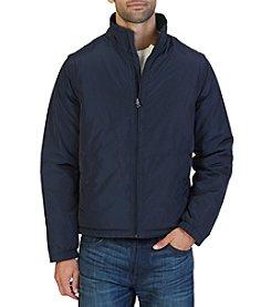 Nautica® Men's Zip Off Sleeve Bomber Jacket