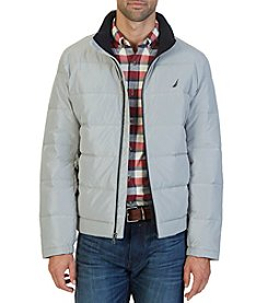 Nautica® Men's Quilted Down Jacket