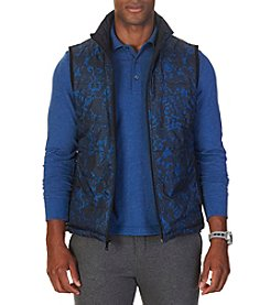 Nautica® Men's Reversible Printed Vest