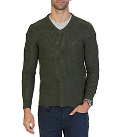 Nautica® Men's V-Neck Sweater