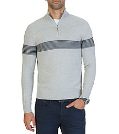 Nautica® Men's 1/4 Zip Sweater