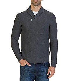 Nautica® Men's Shawl Collar Sweater