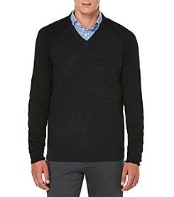 Perry Ellis® Men's Coloblock Sweater