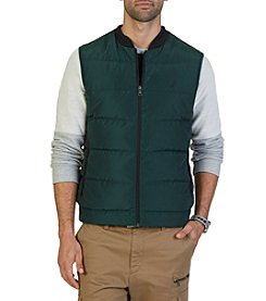 Nautica® Men's Quilted Down Vest