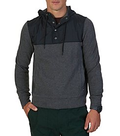 Nautica® Men's Mix Media Hoodie