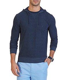 Nautica® Men's Sueded Jersey Hoodie
