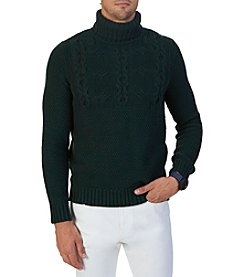 Nautica® Men's Turtleneck Sweater