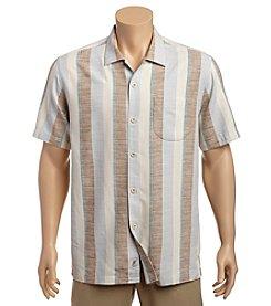 Tommy Bahama® Men's Cubano Stripe Short Sleeve Button Down Shirt