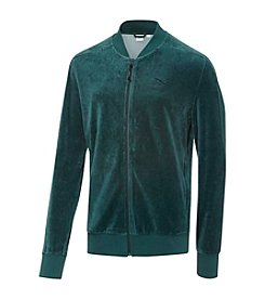 PUMA® Men's Velour Jacket