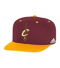 adidas® NBA® Cleveland Cavaliers Men's On Court Snapback Hat