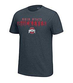 J. America® NCAA® Ohio State Buckeyes Men's Staple Short Sleeve Tee