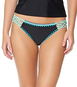Jessica Simpson Braided Hipster Bottoms