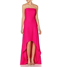 Laundry by Shelli Segal® Strapless High Low Dress