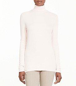 Lauren Ralph Lauren® Petites' Long Sleeve Knit Top