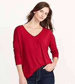Lauren Jeans Co.® Jaelynn Knit Top