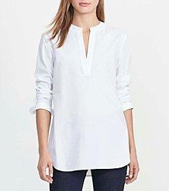 Lauren Jeans Co.® Drumiko Long Sleeve Shirt