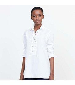 Lauren Jeans Co.® Gordeon Long Sleeve Shirt