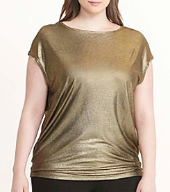 Lauren Ralph Lauren® Plus Size Knit Top