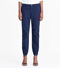 Lauren Jeans Co.® Tapered Pants
