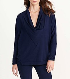 Lauren Active® Madissyn Knit Top
