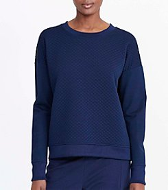 Lauren Active® Scheyler Knit Top