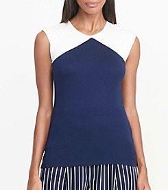 Lauren Jeans Co.® Icess Knit Top