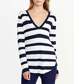Lauren Jeans Co.® Haivyn Long Sleeve Sweater