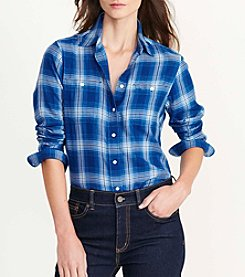 Lauren Jeans Co.® Plaid Shirt