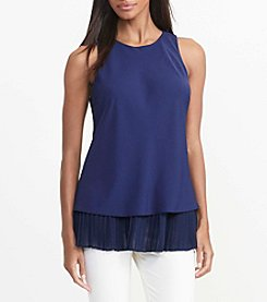 Lauren Jeans Co.® Effie Sleeveless Shirt