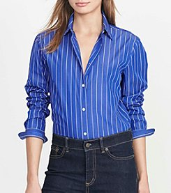 Lauren Jeans Co.® Long Sleeve Shirt